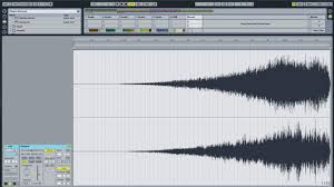 Reversed audio file in Ableton Live