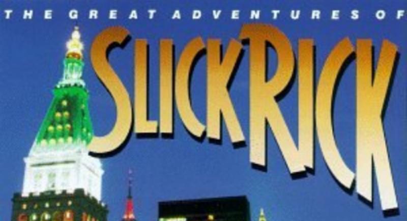 Slick Rick! Freebie goodness