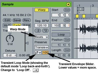 A Quick Ableton Tip – Number 2