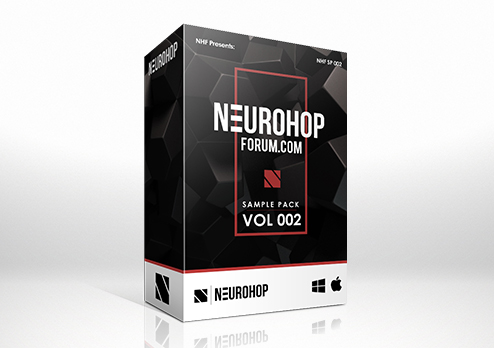 NHF Sample Pack 001 & 002 – Nearly 6GB of FREE Samples!