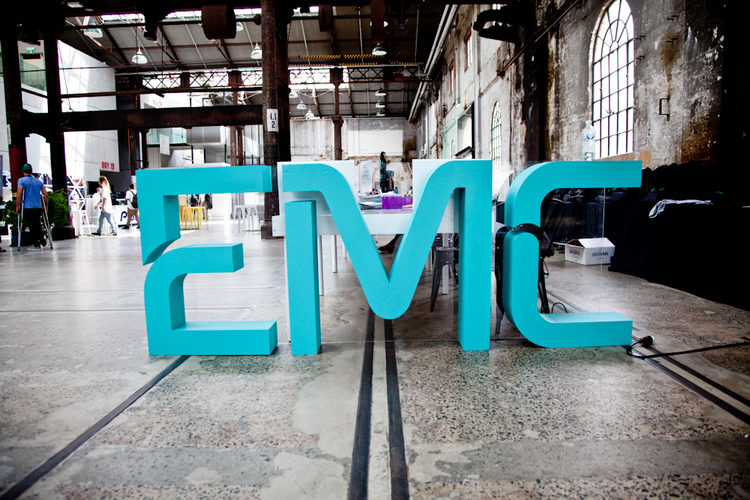 Your Chance To Win One EMC Pro Pass!