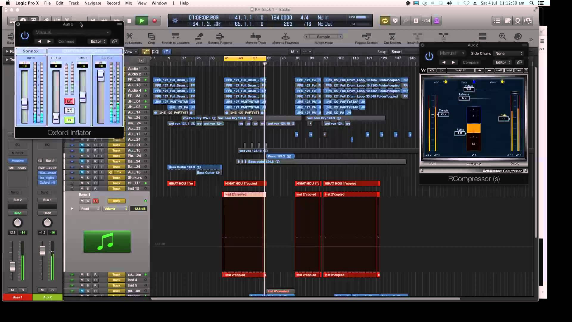 Bass Processing And Bottom End Control Tips…This Weekends Live Stream Now Up On Youtube