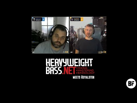 Episode 1 – Heavyweight Bass feat. Royalston