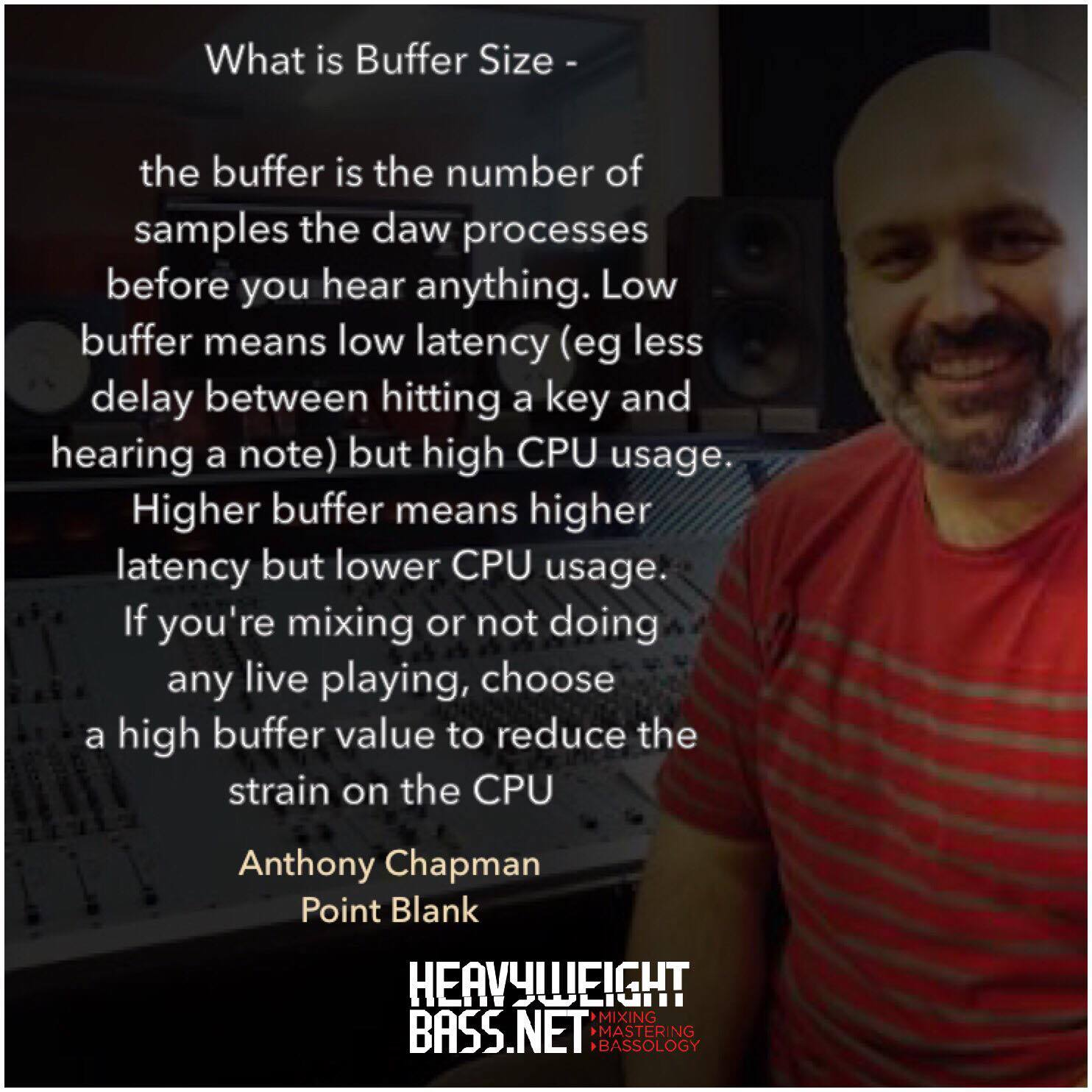 A Quick Tip  What Is Buffer Size?