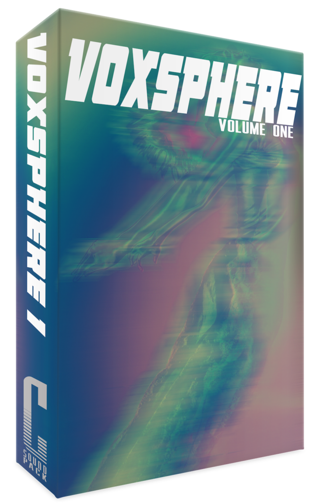 Amazing New Sample Pack, VOXSPHERE, From Colin C…$5 Off Code for Heavyweight Bass Readers!
