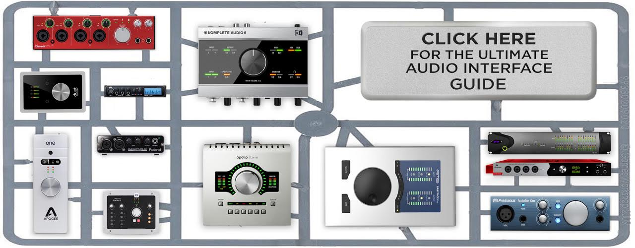 The Sounds Easy Guide To Choosing The Right Audio Interface