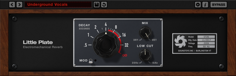 SOUNDTOYS LITTLE PLATE- FREE UNTIL NOVEMBER 22