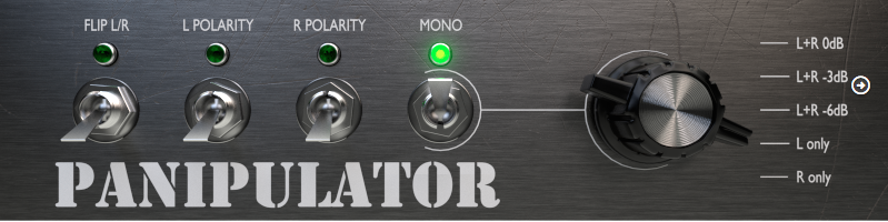 PANIPULATOR – FREE TOOL FOR CHECKING HOW MIXES TRANSLATE