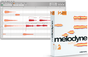 Melodyne allows for an astonishing amount of creative and corrective audio editing andmanipulation