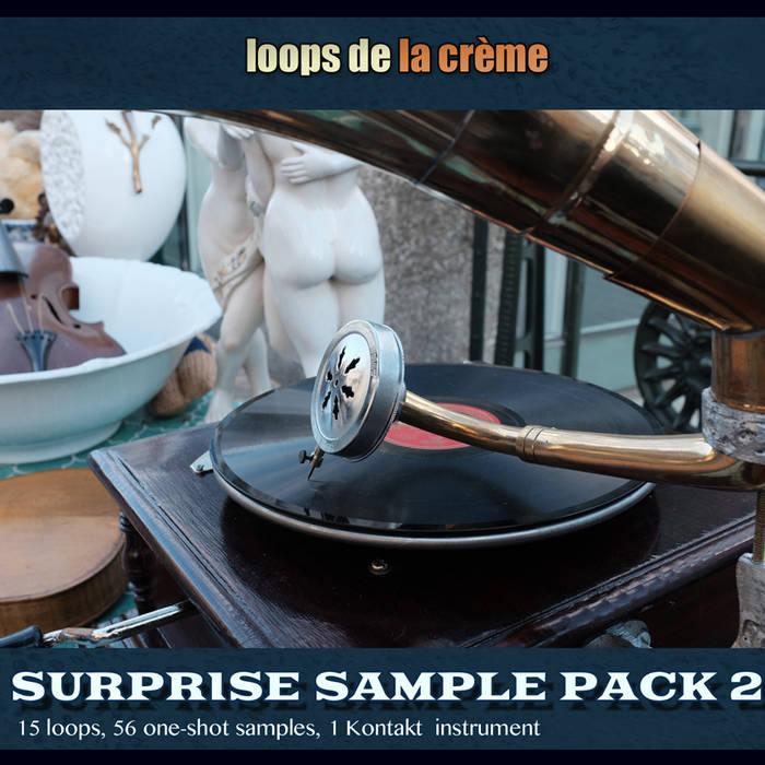 SURPRISE SAMPLE PACK 2 By loops de la crème