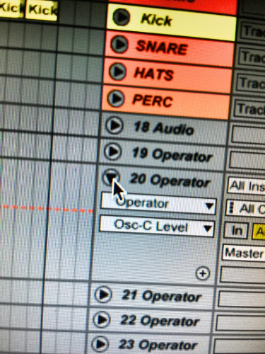 A Quick Ableton Tip – Number 1