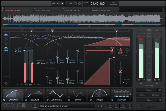 A Quick Review: iZotope Ozone 6