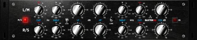 BaxterEQ By Variety Of Sound – Free Tonal Sweetening For PC
