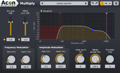 Acon Digital Multiply – Free chorus with a twist!