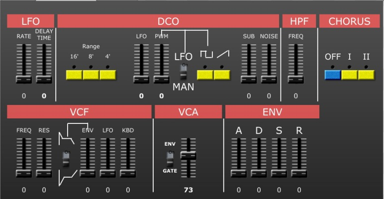 CTRLR – Control any midi enabled hardware and host like a VST or AU!