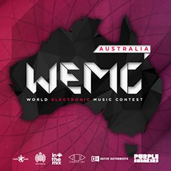 The World Electronic Music Contest is coming to Australia!