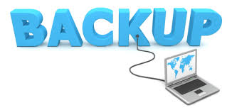 A Quick Tip – Don't forget to back up!