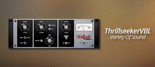 Free VST – Variety Of Sound Thrillseeker VBL – Vintage Broadcast Limiter