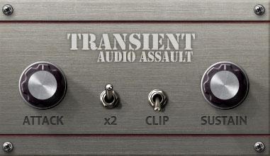 Audio Assault Transient – Free envelope shaper