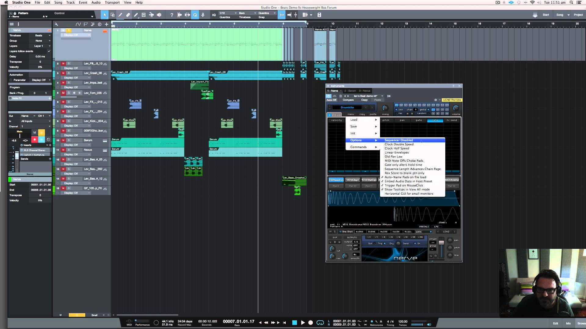 "Drum programming Tips – Focussing on Dynamics and ""Call and Response"""