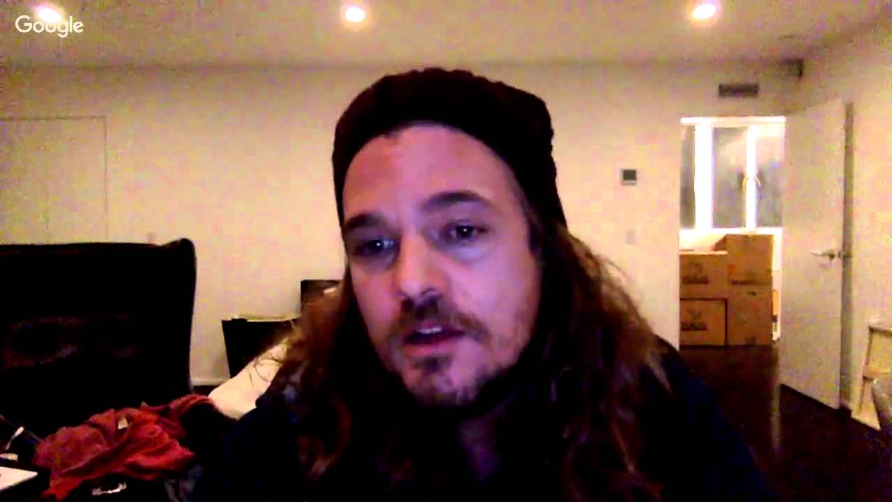 Live Hangout With Tommy Trash