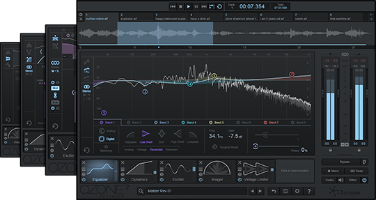 Win A Copy Of iZotope's Ozone 7!!!