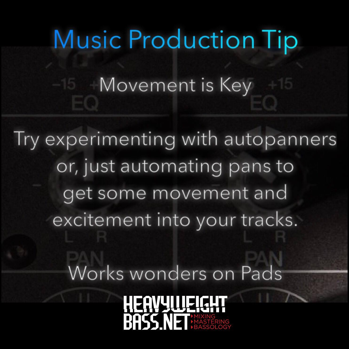 A Quick Tip – Add Some Movement