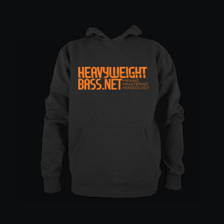 New Heavyweight Bass Hoodies And Tee's