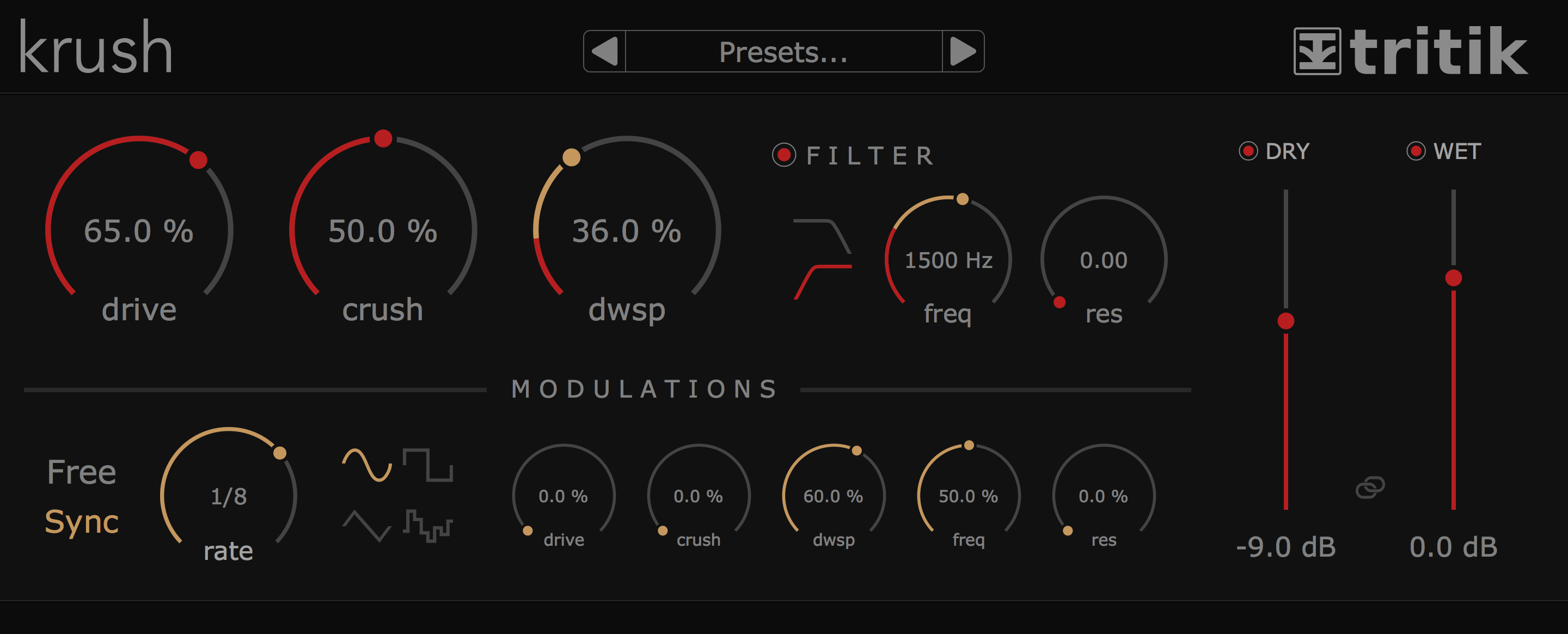 New Bit-Crusher From Tritik – And It's FREE!