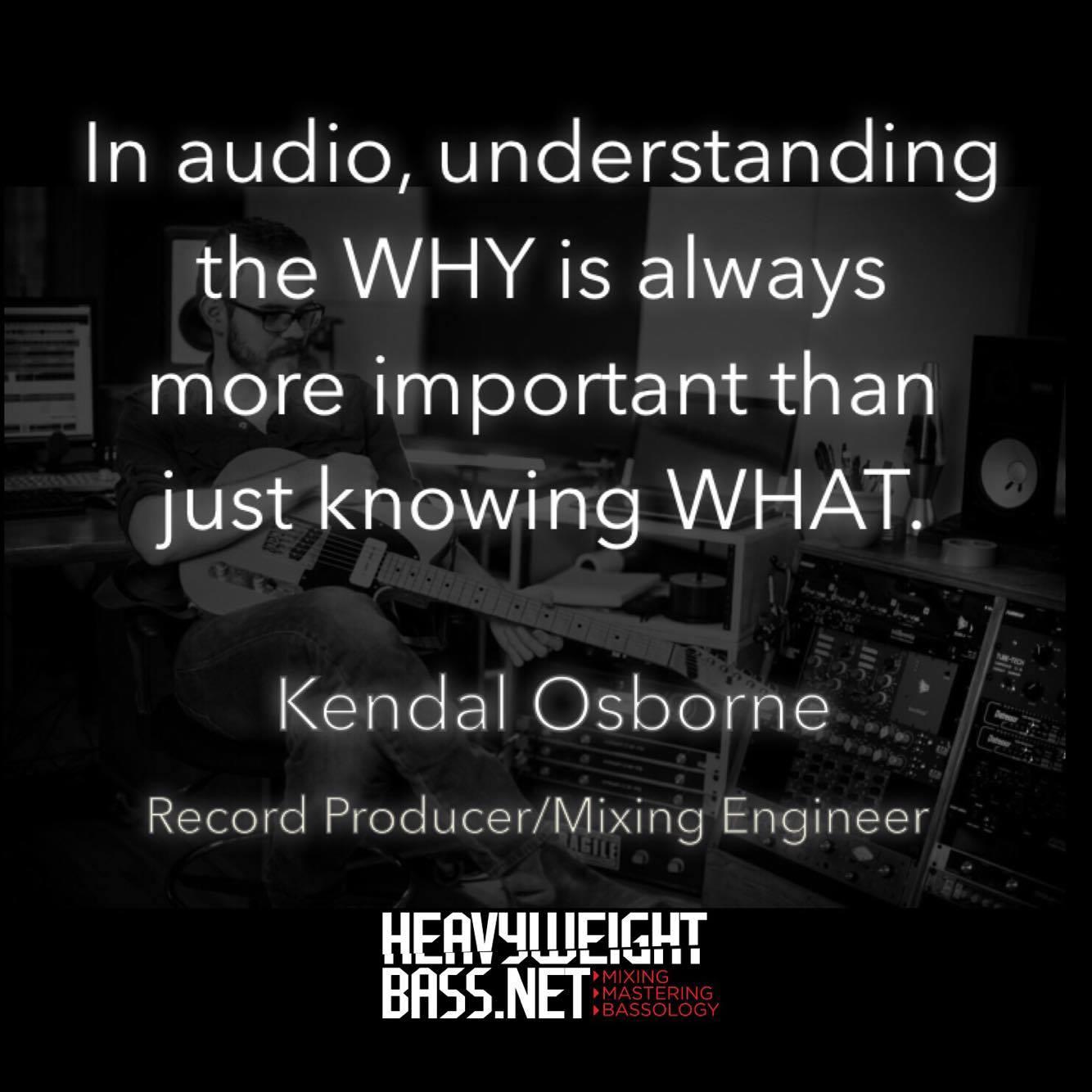 A Quick Tip – Kendal Osborne
