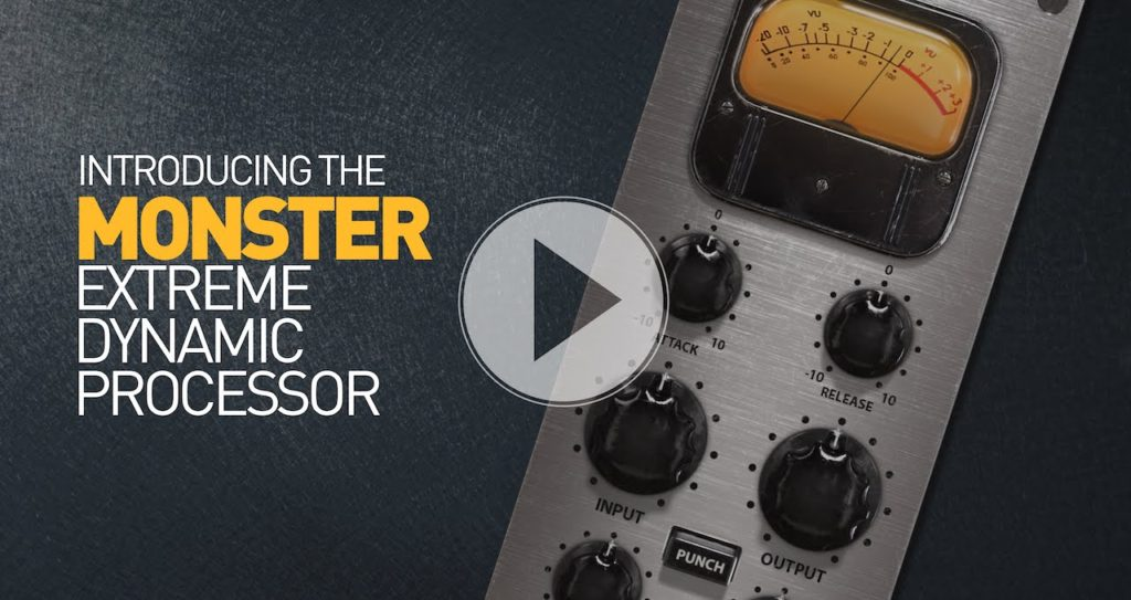 FREE Slate Digital Plugin – The Monster | Heavyweightbass net