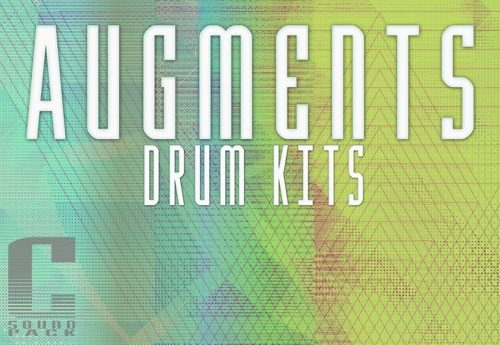 "Augments Drum Sample Pack from ""Colin C"" of The Cell Studio"
