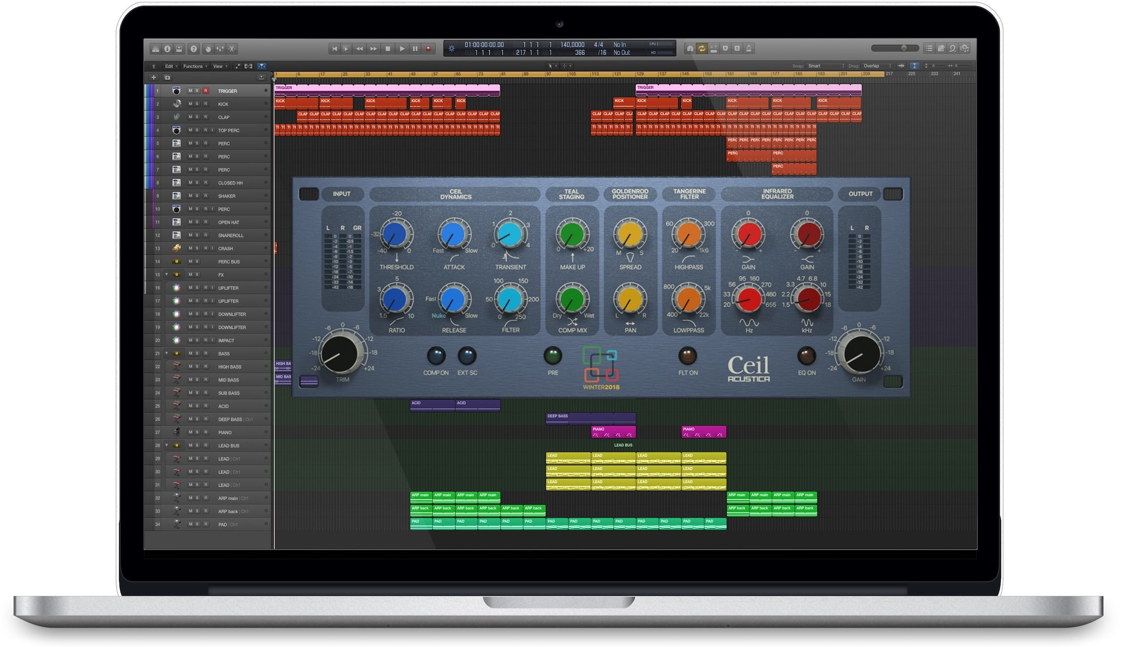 Nice Free Plugin From Acustica (reg. €99)