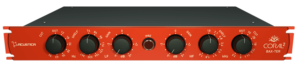 Free Coral Bax-ter EQ From Acustica