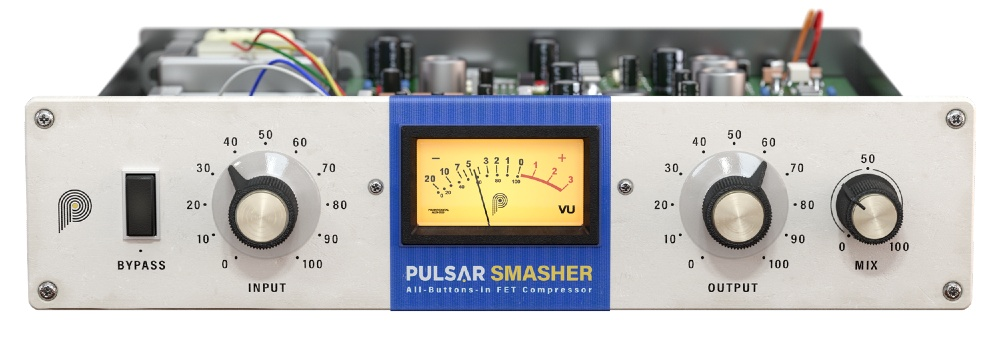 Pulsar Audio's take on the classic Urei 1176 compressor is currently FREE!