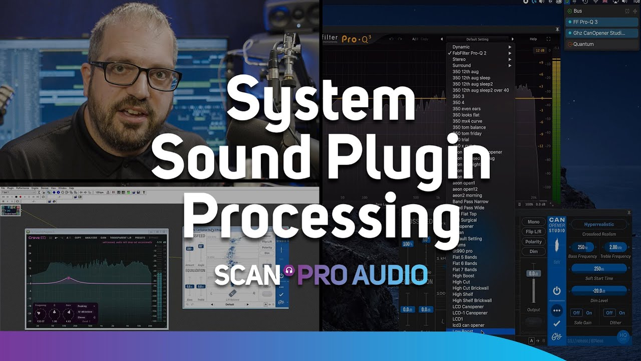 Process system audio with plugins (for free) AKA systemwide without Sonarworks