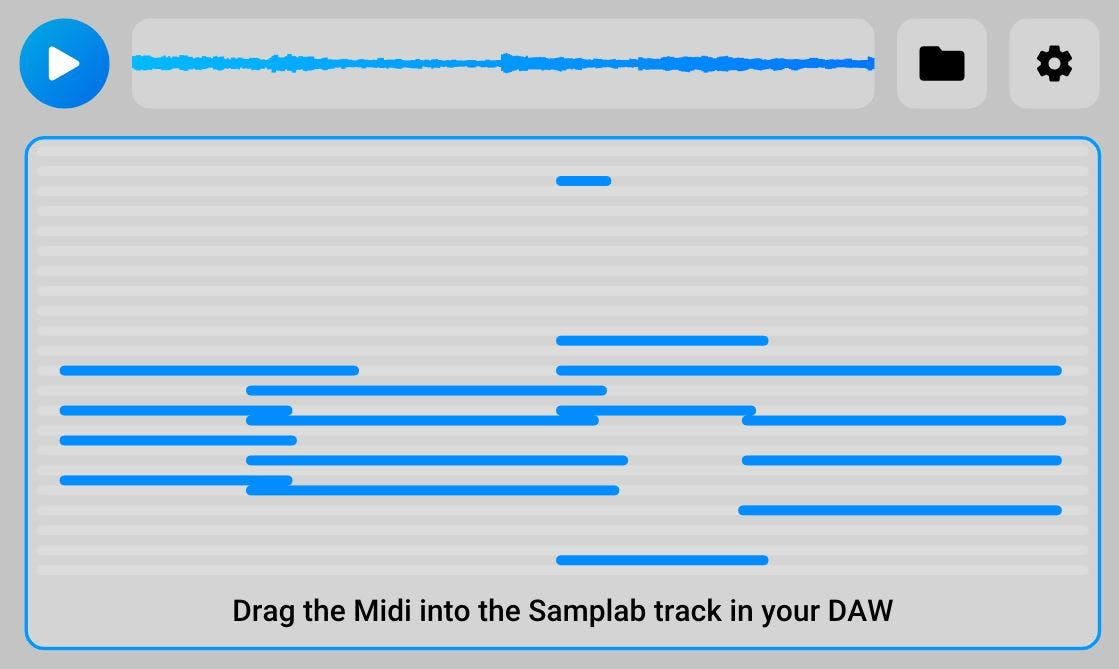 Change Any Note In Your Audio – Get Samplab Plugin For Free